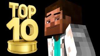 Minecraft - top 10 - 10 coisas divertidas para fazer em minecraft