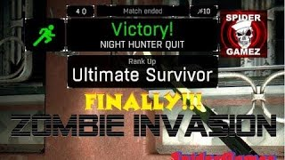 Dying Light Zombie Invasion I AM ULTIMATE SURVIOR!