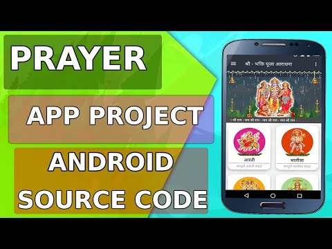 Android Application Final Year Project Template Free Download