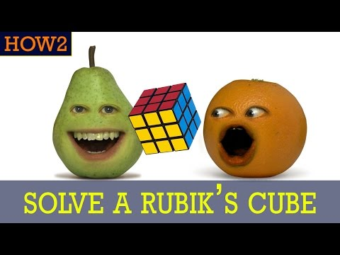HOW2: How to Solve a Rubik's Cube!
