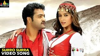 Shakti Songs | Surro Surra Video Song | Jr NTR, Ileana | Sri Balaji Video