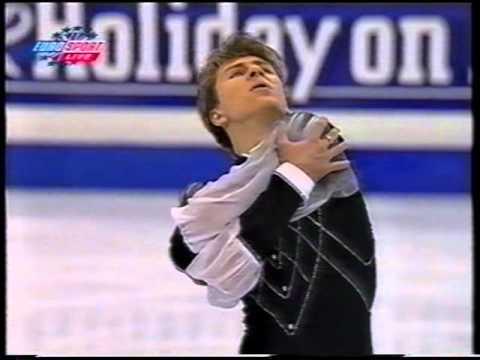 Alexei Yagudin RUS -  World Championships LP