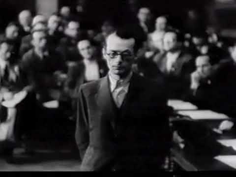 Trial of the accused in the July 20, 1944 plot to kill Hitler
