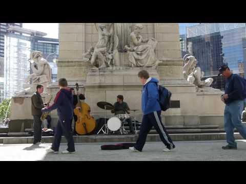 Jazz In Columbus Circle
