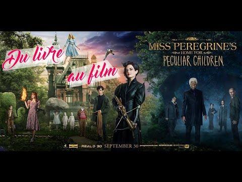 Du livre au film | Miss Peregrine et les enfants particuliers streaming vf