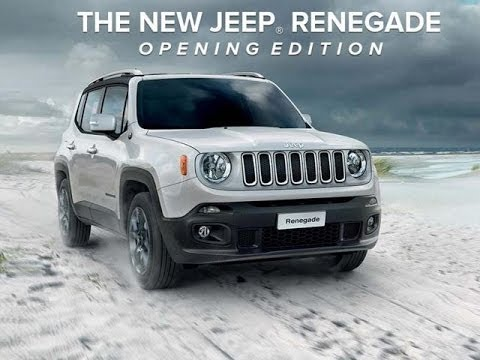 jeep compact suv renegade opening edition leaked youtube. Black Bedroom Furniture Sets. Home Design Ideas