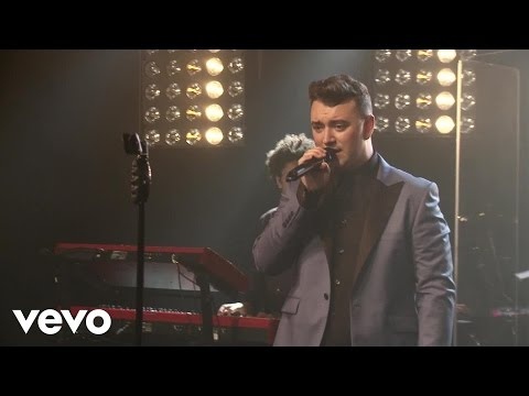 Sam Smith - Stay With Me  Honda Stage at the iHeartRadio Theater