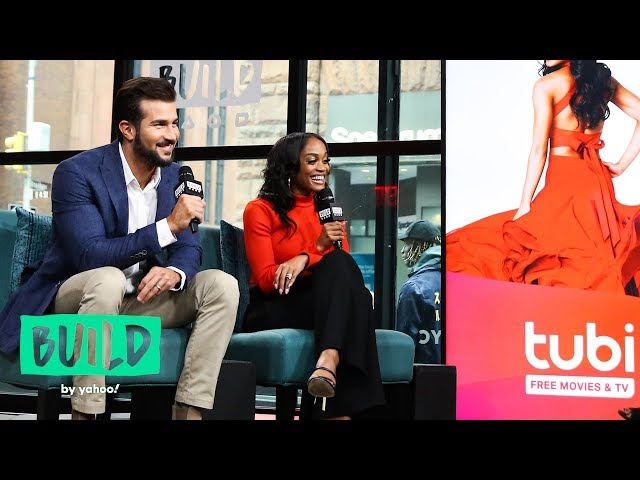 "Former \""Bachelorette\"" Stars Rachel Lindsay & Bryan Abasolo On \""Bachelor\"" Shows Coming To Tubi"