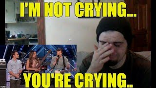 America's Got Talent 2018 TOP 4 EMOTIONAL Auditions Sad Reaction