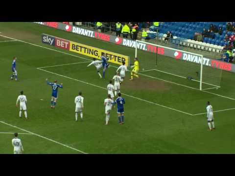 HIGHLIGHTS: CARDIFF CITY 1-0 ASTON VILLA
