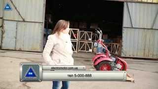видео купить мотоблок в украине