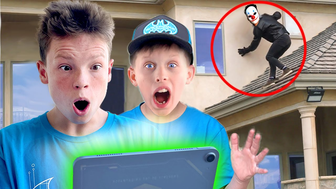 Download Thieves Broke into our House!