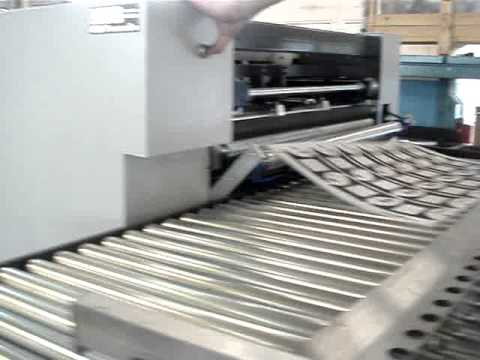 industrial sheet feeder for curved stacks youtube rh youtube com
