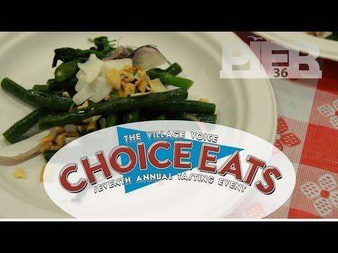 Village Voice CHOICE EATS @ Pier 36 NYC - 2014