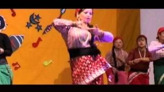 2012 Pelkhil School Concert - MaitiGharKabkabButsu.wmv