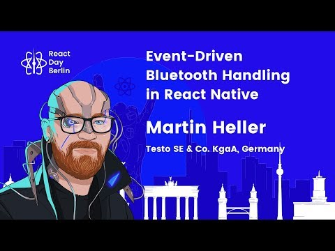 Event-Driven Bluetooth handling in React Native - Martin Heller thumbnail
