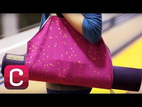Sew a Yoga Mat Bag with Ashley Nickels | Creativebug