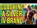 Coaching a Silver 4 Brand Support - League of Legends