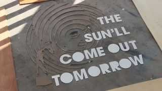 NeverWet Rain Drawing - The Sun