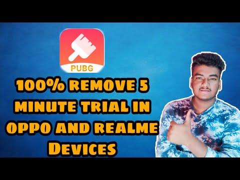 100% Remove 5 Minute Trial In Oppo & Realme Theme Store