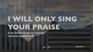 Even When It Hurts | Empires (2015)-Hillsong United-With Lyrics and Translation French Portuguese