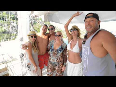 Turk Yacht Karin's Birthday Party Trailer