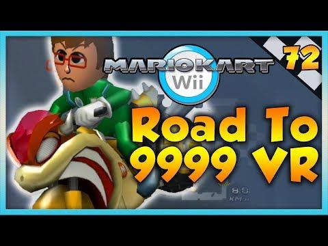 Mario Kart Wii Custom Tracks - My E3 Adventures! - Road To 9999 VR | Ep. 72