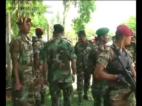 Sri Lanka Army - Commandos, VIP Protection