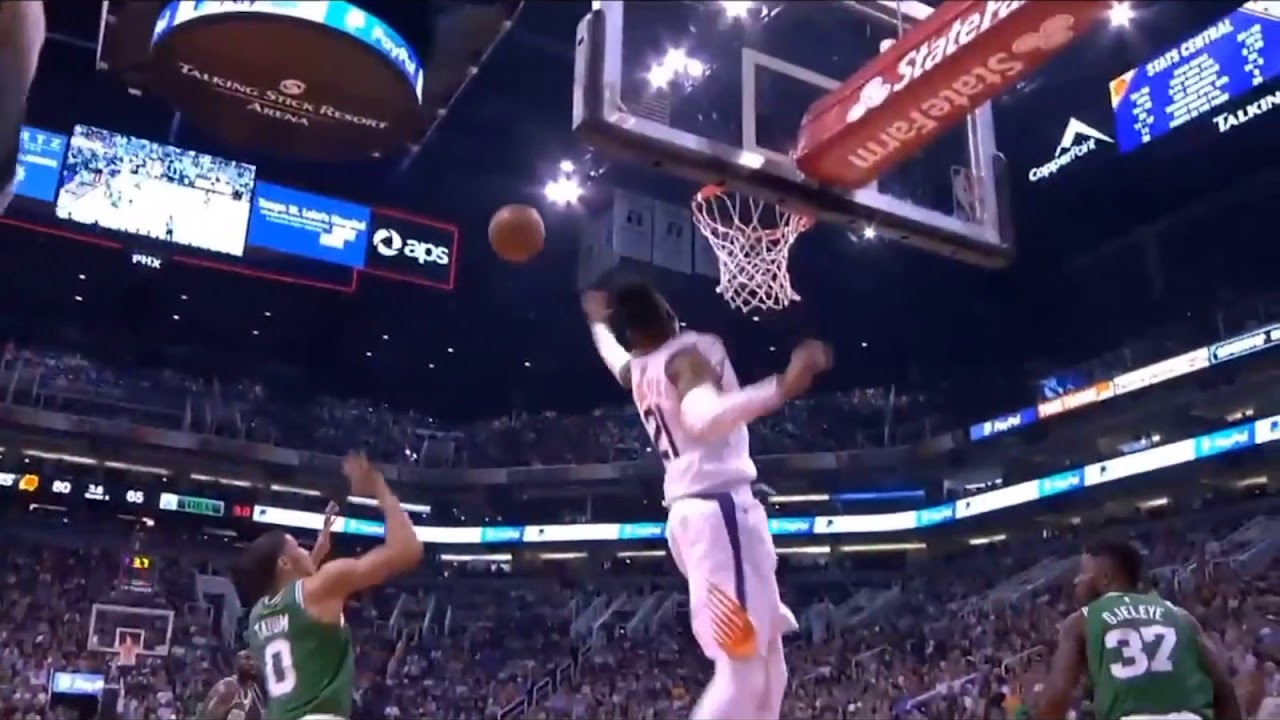 The Celtics Amazing 22 Point Comeback Vs Suns Youtube