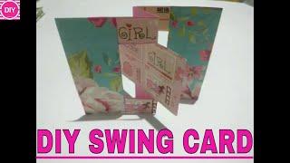 Gambar cover DIY Swing Card Tutorial