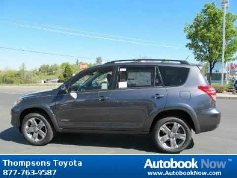 2012 Toyota Rav4 Sport In Placerville Ca For Sale Youtube