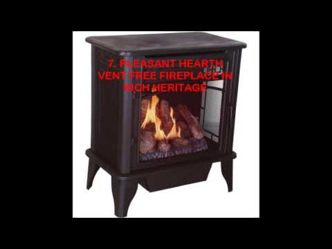 Top 10 Dual Fuel Ventless Gas Fireplace Review  Ventless Gas Fireplace Reviews