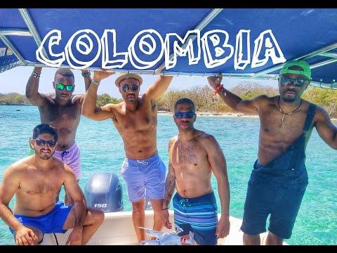 COLOMBIA TRAVEL VLOG | Carnival Barranquilla + Cartagena