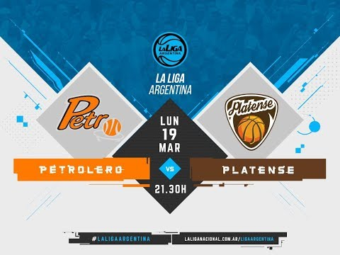 #LaLigaArgentina | 19.03.2018 Petrolero vs. Platense