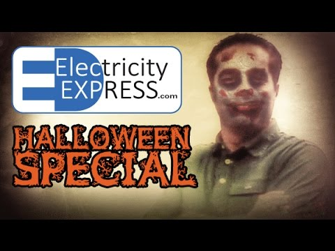 Electro - Electricity Express Halloween Video - Prepaid Energy Services in Texas