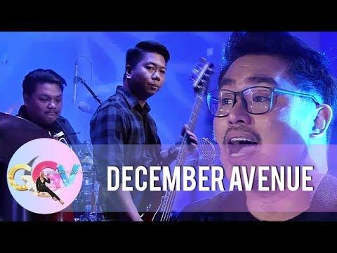 GGV: December Avenue performs Kung Di Rin Lang Ikaw