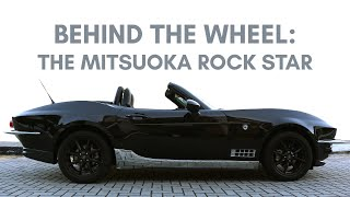 Mitsuoka Rock Star Review | Behind The Wheel: Episode Eight