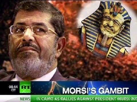 CrossTalk: Morsi's Gambit
