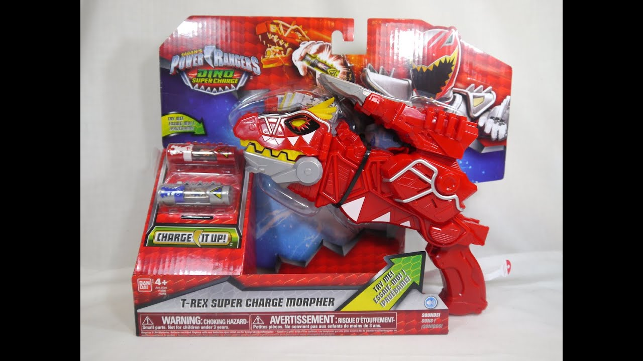 review t rex super charge morpher power rangers dino super charge youtube. Black Bedroom Furniture Sets. Home Design Ideas