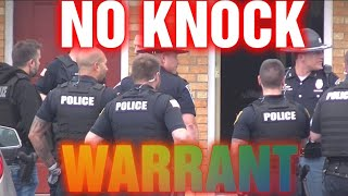 NO KNOCK WARRANT CAUGHT SUSPECT FROM FORT WAYNE, IN UNDERCOVER INDIANA STATE POLICE SWAT