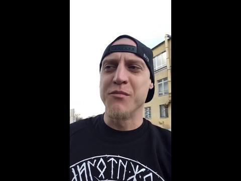 Миша Маваши. Первое видео после больницы.