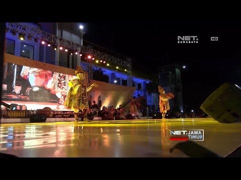 NET. JATIM - GELARAN SURABAYA CROSS CULTURE 2017 RESMI DITUTUP