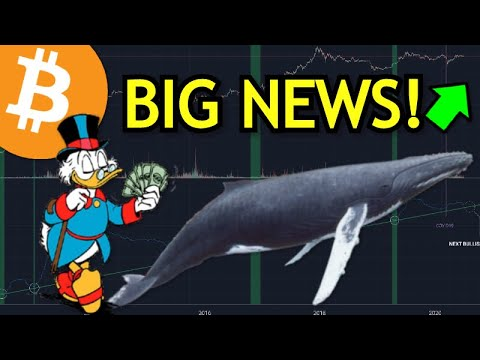 MORE BITCOIN WHALES GETTING INTO THE CRYPTO MARKET!!!!!!