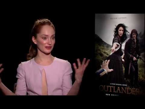 Lotte Verbeek on Outlander and Geillis Duncan