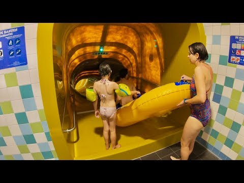 Plopsaqua De Panne in Belgium (Indoor Waterpark)