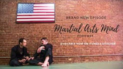 Martial Arts Mind Podcast - Episode 23: The Gentle Way of Giving (w/ Garry St. Leger)