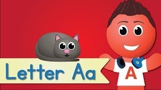 Letter A Song (Official Letter A Music Video by Have Fun Teaching)