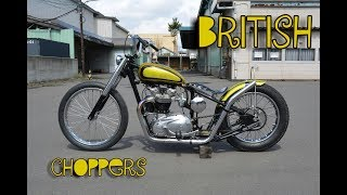Amazing British Choppers !!!