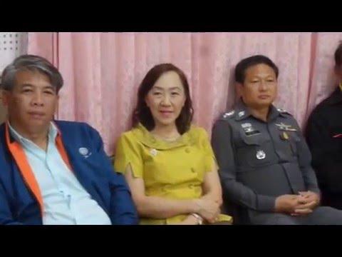 พร้อมพันธ์ TV สสจ นครพนมทำ MOU กับ สพม 22 ด้านความปลอดภัยทางถนน