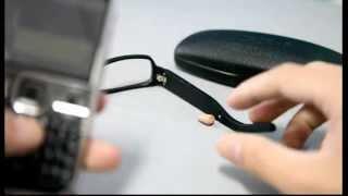 Микронаушники c Bluetooth в очках(, 2013-05-14T10:03:08.000Z)